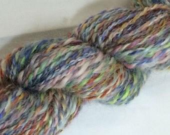 Mohair Candy Handspun Yarn - 114 yards - DK