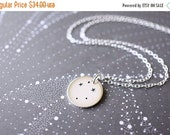 14OFFSALE Necklace, Silver Necklace, Star Necklace, Zodiac Necklace, Constellation Necklace, Aries, The Ram, No. NSCC045