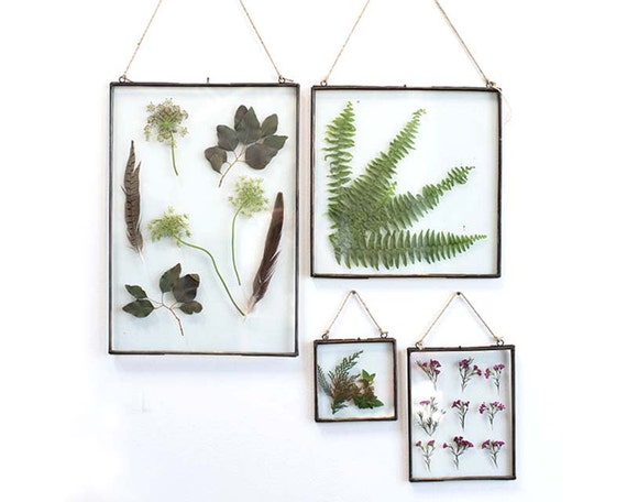Clear Glass Wall Decor : Clear glass frame sizes rustic by dirtcouture