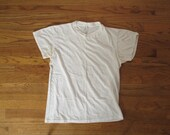 vintage white t shirt