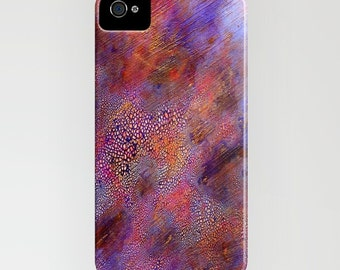 Abstract Art - Acrylica Painting iPhone Case - Samsung Case