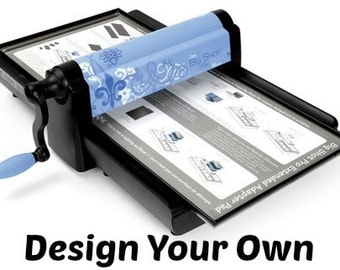 Big Shot Pro Cozy - Design Your Own Quilted Dust Cover