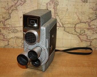 Revere Eye-Matic 8mm Movie Camera - item #2049
