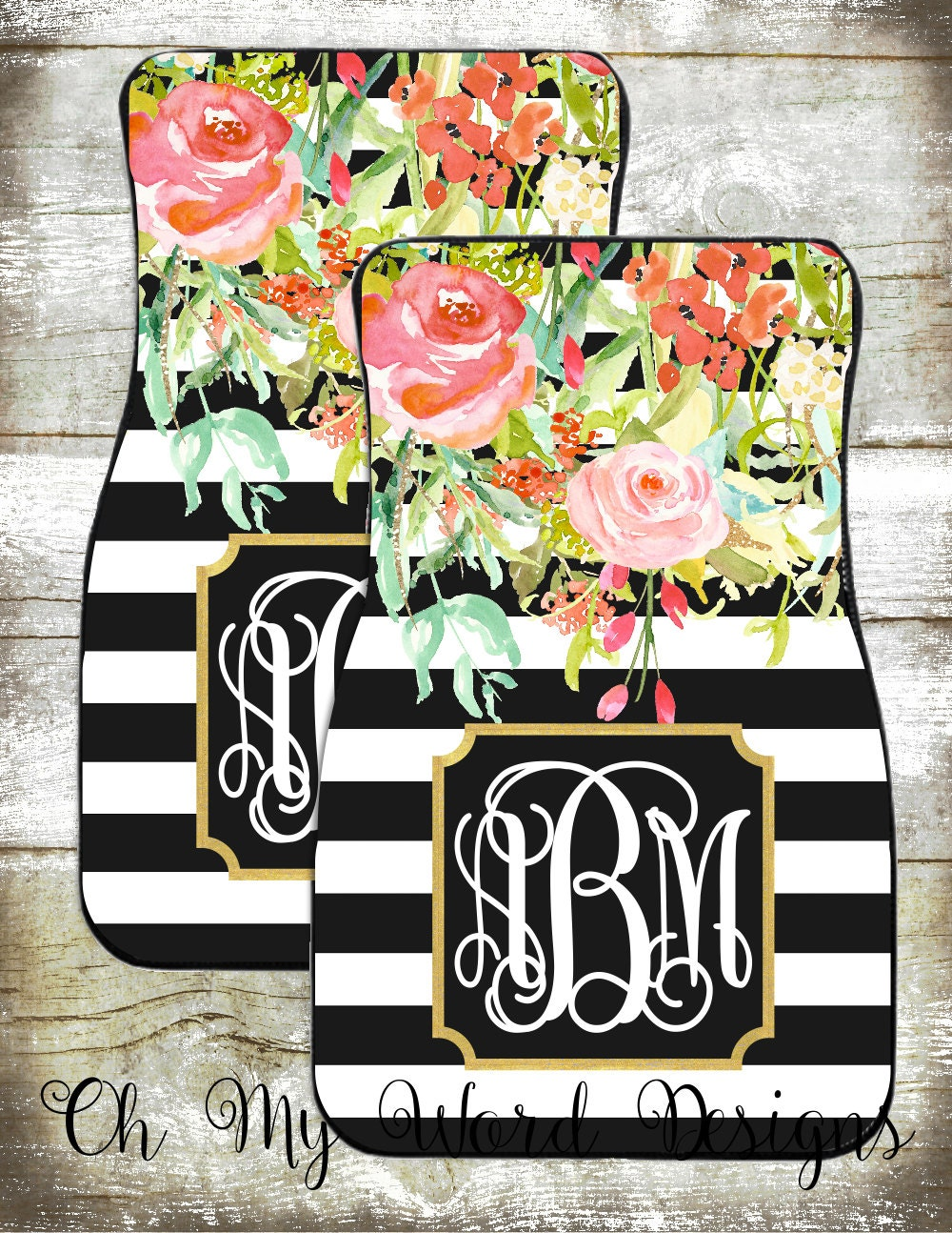 Floor mats dream cars -  Monogram Car Mats Car Accessories Car Mats Personalized Car Mats Monograms