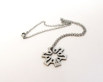 Time Gear Necklace - Pokemon Mystery Dungeon - With Gift Box