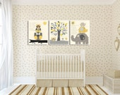 Nursery Wall Art Kids Roo...