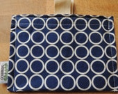 Metro Circles Eco Friendly Snack Bag by Seweco/Easy Open /Child Friendly Tabs/FOOD SAFE