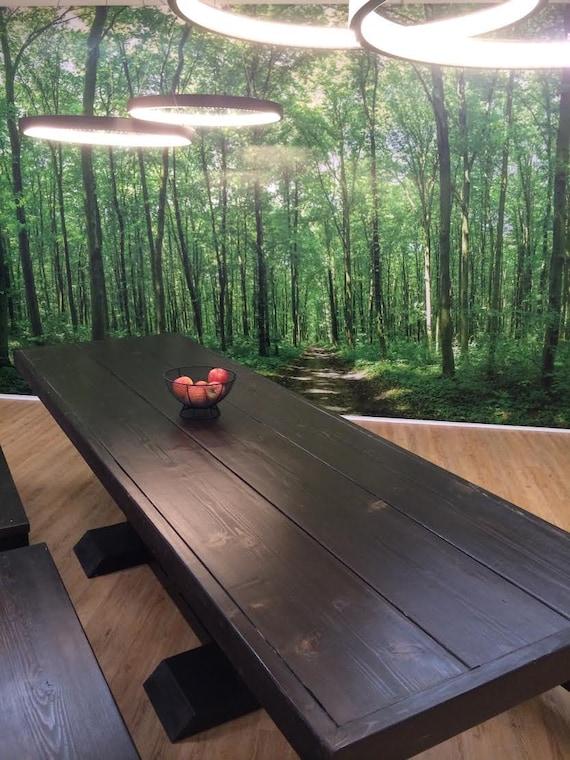 10 foot farmhouse table for 10 foot farmhouse table plans