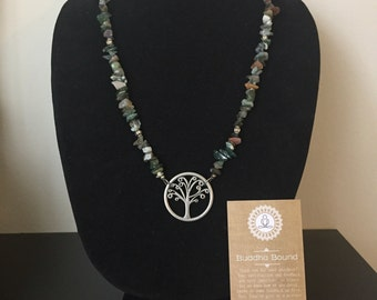 Gaia's Design Necklace