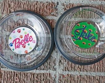 Personalized Pet Bowl - LARGE