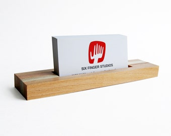 Business Card Holder - Single Slot