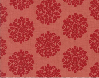 Madame Rouge - Soleil in Rose by French General for Moda Fabrics