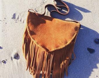 Penny Lane Fringe Bag
