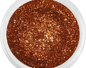 Sparkling Copper - Limited Edition - Natural Sparkling Glitter - For Eyes Lips Face Nails and Body