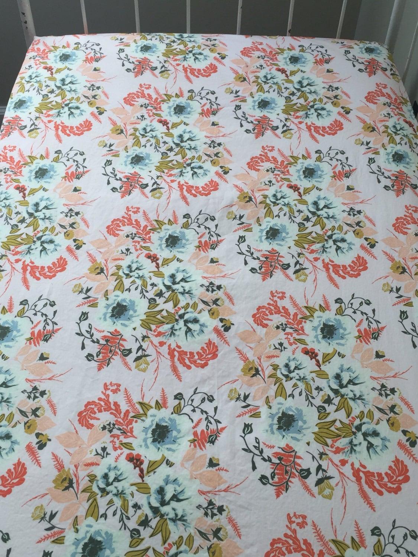 Floral Crib Bedding Canada