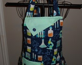 Chemistry Science Geek Women's Apron