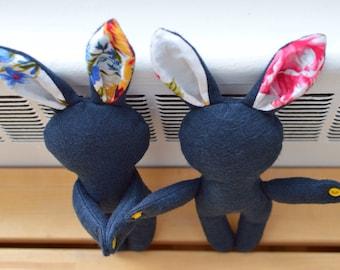 Bunny drape holders