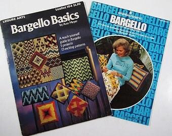Bargello Leaflet