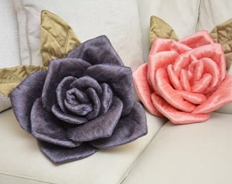 Flower Pillow Collection