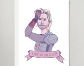 Game of Thrones Jaime Lannister Greeting Card