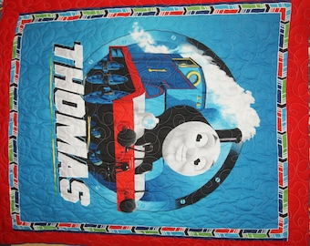 Thomas the Train and Buddies Toddler Quilt