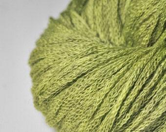 Rotten golden kiwi- Merino/Alpaca/Yak DK Yarn - Winter Edition