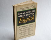 Blank Notebook - Speak Better Write Better English - 200 Pages