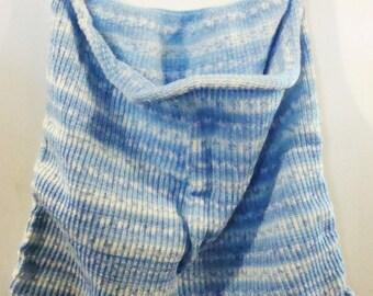 Farmers Market knitted handbag
