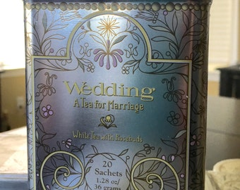 Wedding Tea Kit and Favors (for 25pp)