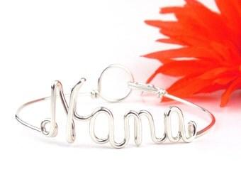 "Nana Bracelet- Dainty  ""Nana"" bracelet. Nana Gift. Nana Bracelet. Nana Jewelry.Nona Nonnie Nanna Granny Mimi Mothers day gift"