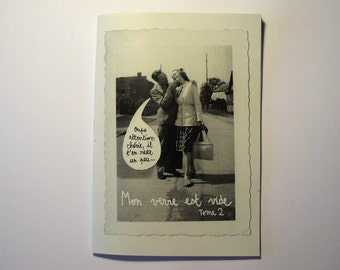 Fanzine // My glass is empty #2