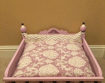 SALE!  Luxury Swarovski Pet Bed. Free Ship