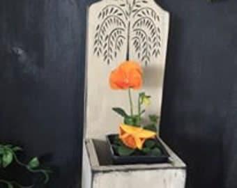 Primitive Flower boxes Plant boxes Wall boxes  door boxes