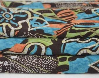 Fun Whimsical Fabric  2 3/4 yards