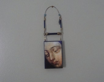 Our Lady of Guadalupe -- Wall Amulet