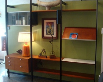 Mid-century GEORGE NELSON css system by Herman Miller