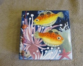 The Colorful Fish Tile Book