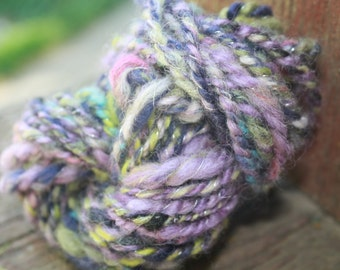 RawCo. The Little Guys Yarn Samples Hand spun yarn Samples