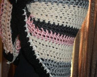 """Raw Co. Nature Art Inspired shawl  """"Kenzie"""""""