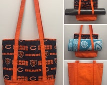 Chicago Bears Carry All Tote and Yoga Carrier