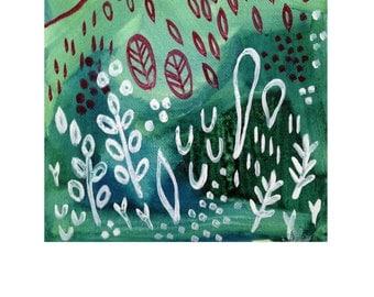 July Lake (Print)