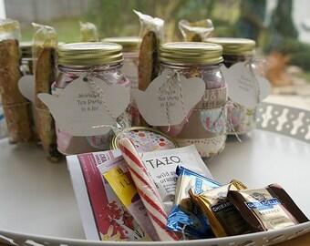 Tea Party in a Mason Jar