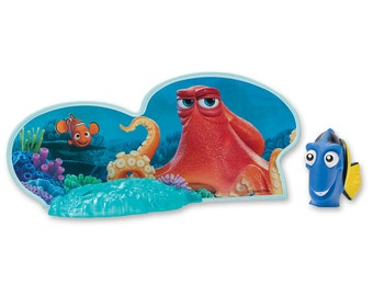 Finding Dory Cake Topper / Cake Kit / Nemo Finding Dory Party Decoration