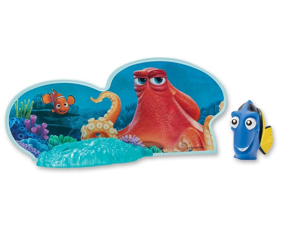 Nemo Cake Decorating Kit : Finding Dory Cake Topper / Cake Kit / Nemo Finding Dory Party