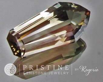 Unique Gemstone Oregon Sunstone Over 8 Carats for Pendant