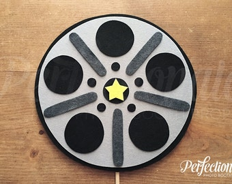 Hollywood Prop | Film Reel | Hollywood Centerpiece | Hollywood Photo Booth