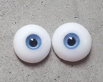 BiO/popovy size urethane eyes sky blue