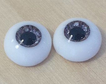 8mm urethane eyes bronze