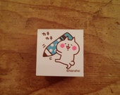 NEW Japanese Rubber stamp writing