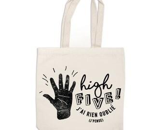 HIGH FIVE - Sac fourre tout